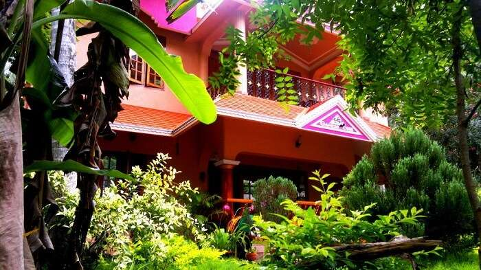 Places to stay in Kerala