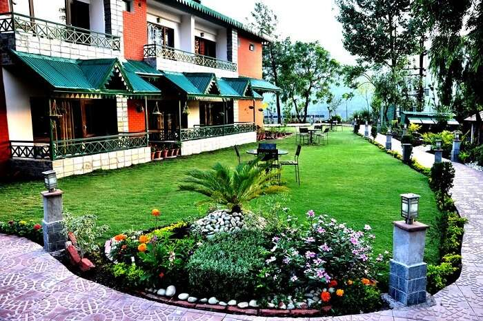 Hill's Pride Resort