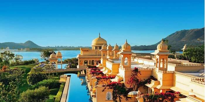 Udaipur luxury hotels