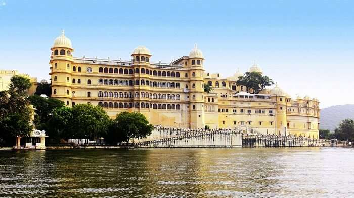 honeymoon hotels in Udaipur