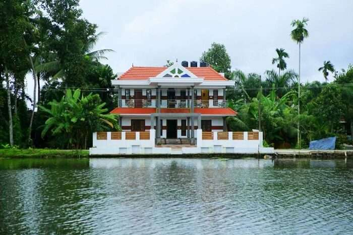 Kerala budget villas