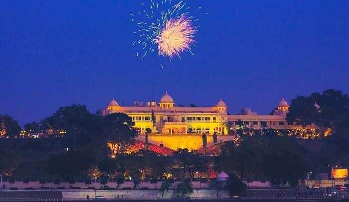 Palace hotels Udaipur