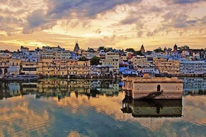 honeymoon in Udaipur