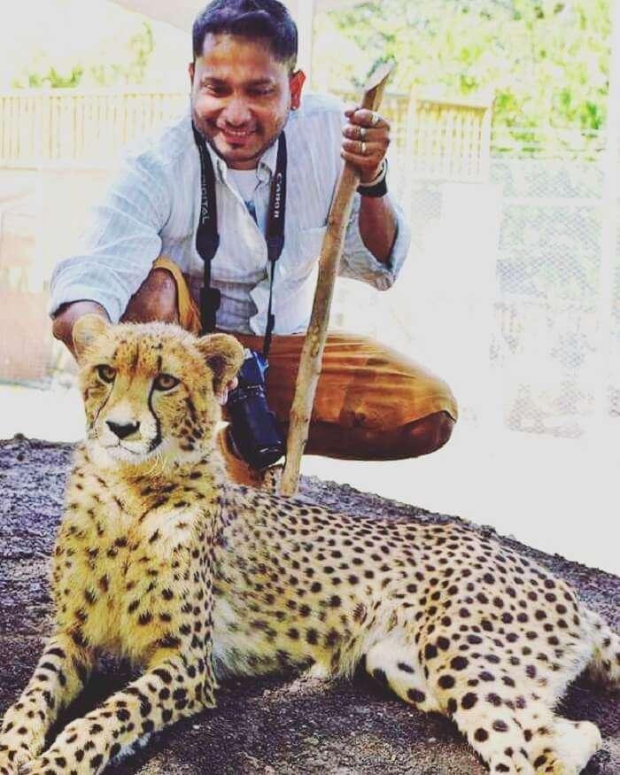 wildlife interaction Mauritius
