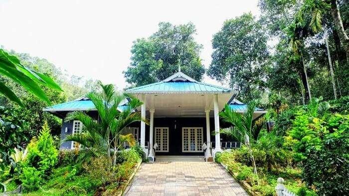 budget villas in Kerala