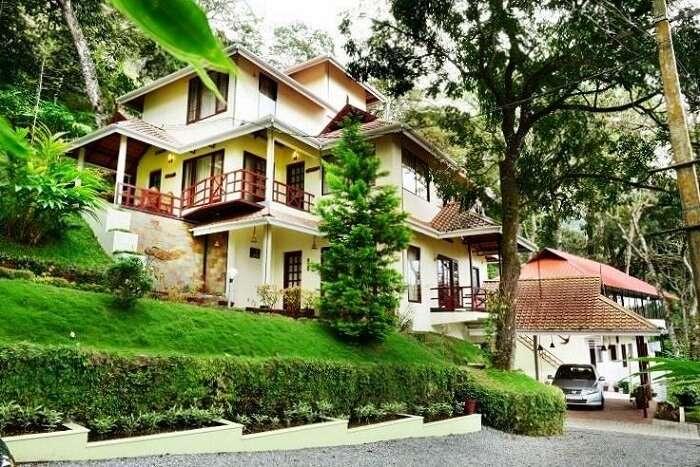 Kerala Luxury Villas
