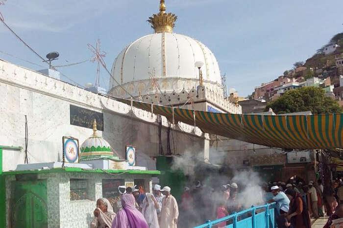 Dargah View
