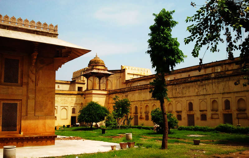 Akbar Palace & Museum in Ajmer