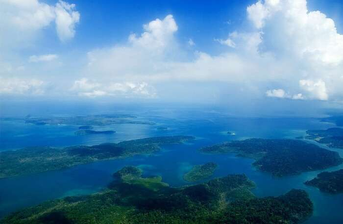 Andaman and Nicobar Island View