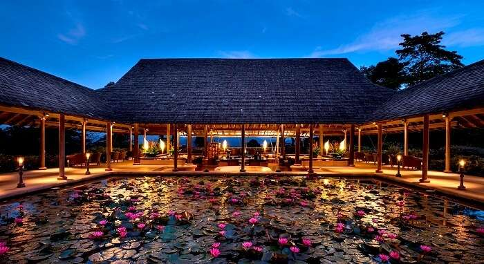 The Datai Resort in Malaysia