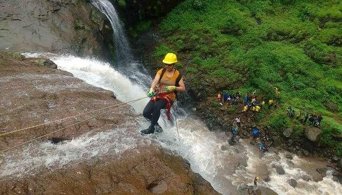 Dhodani Waterfalls