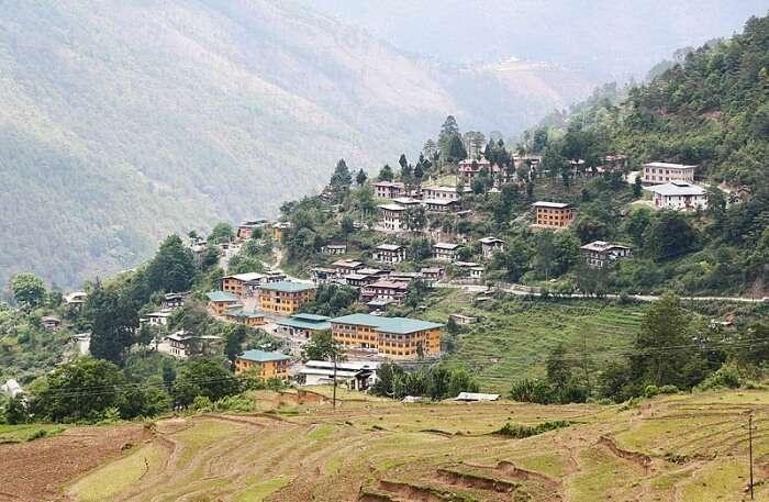 Limbukha Village