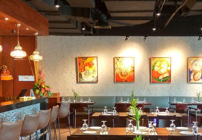 Ganesha Ek Sanskriti - one of the best Indian restaurants in Bali