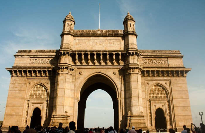 Gateway of India View