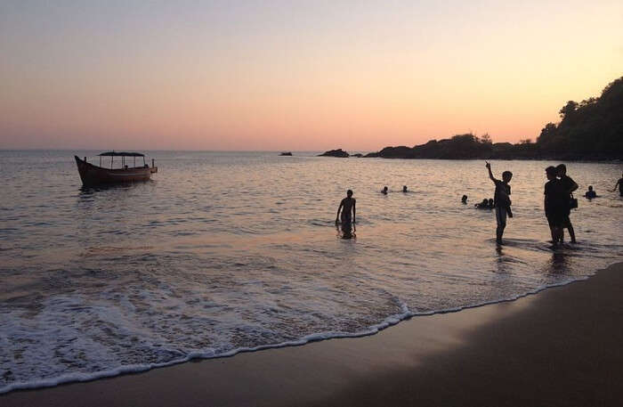 Gokarna Main Beach