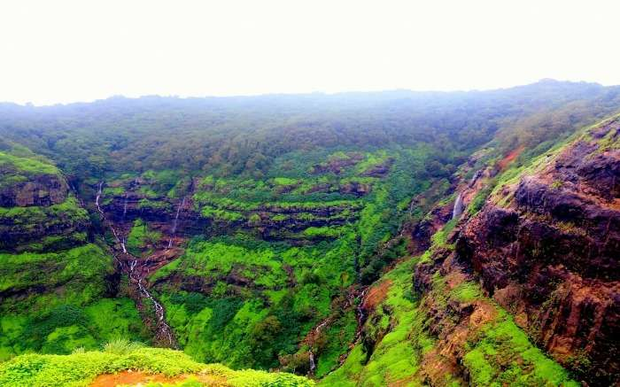 Green hills of Matheran
