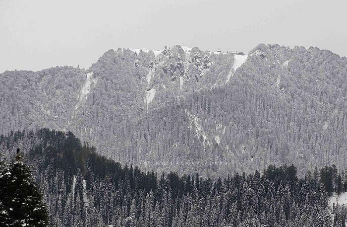 About Hatu Peak