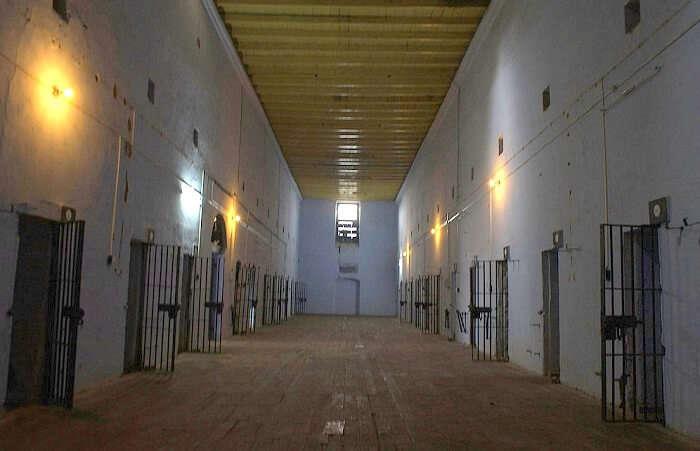 Haunted Dagshai Jail
