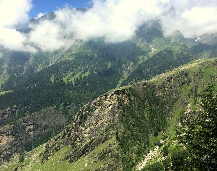 mountains in himachal