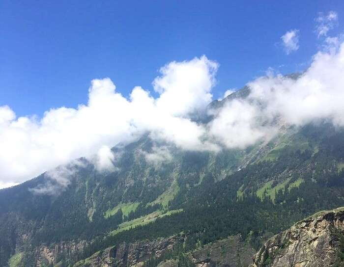 mountains near manali