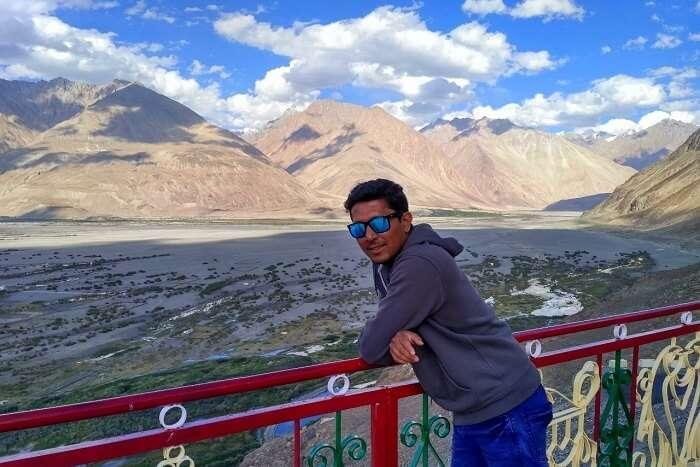 ninad scenic views ladakh