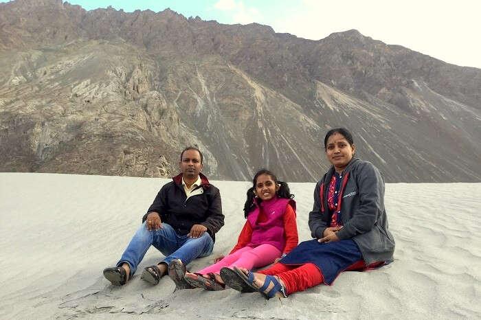 desert in ladakh