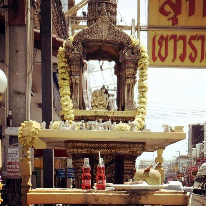 tourist places in pattaya