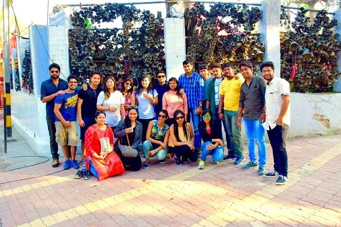 group trip to Ranikhet