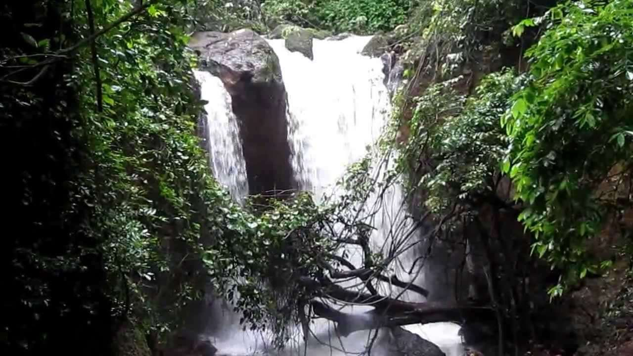 Kesarval Waterfalls