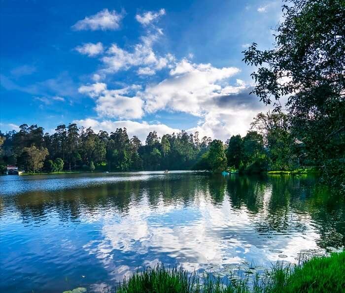 Lake in Andaman