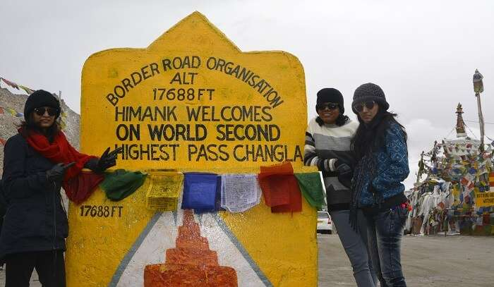 world's 2nd highest pass