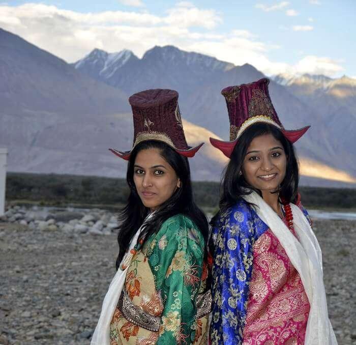 Ladakh Traditional Wear LadakhTraditionalWearLadakhTraditionalWear