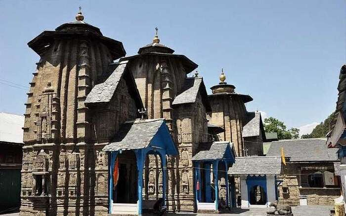 Laxmi Narayan Temple in Dalhousie
