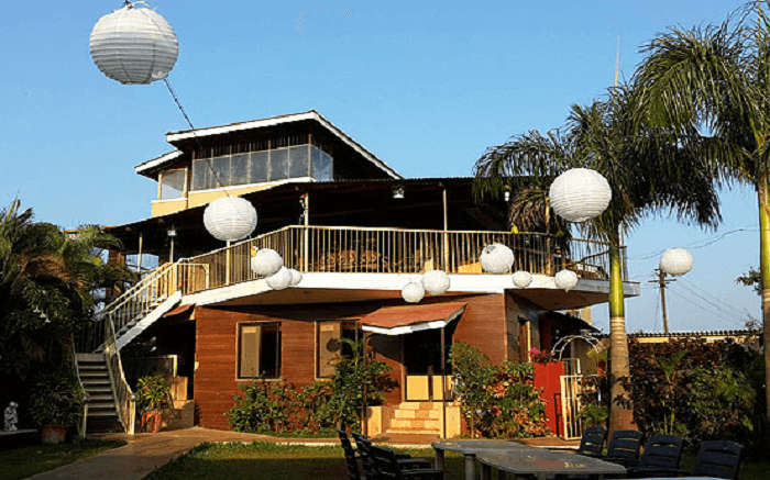Leela Villa Surrounded by lush greenery in Lonavala