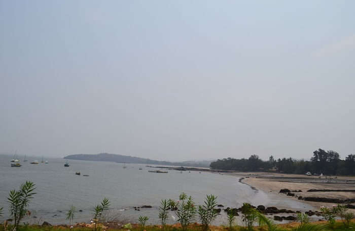 Mandwa Beach View