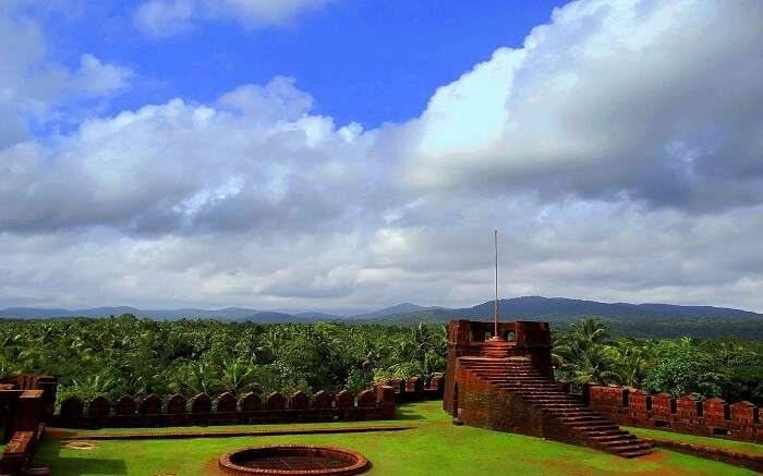 Mirjan Fort - one of the best tourist places near Gokarna