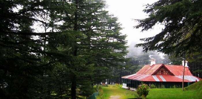 Norwood Paramdham in Dalhousie