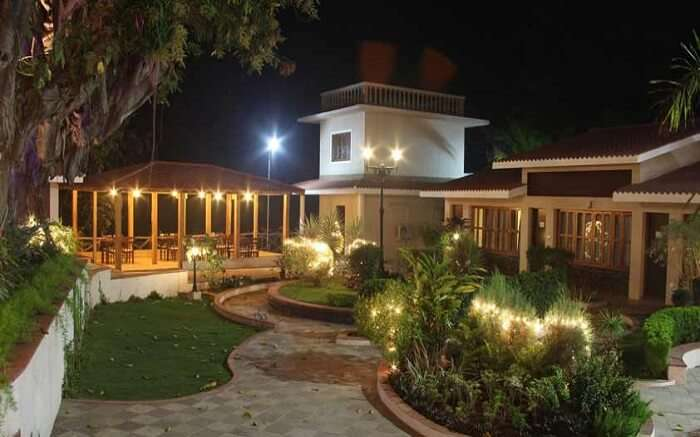 Paradise Villas & Resort - one of the best Alibaug resorts for families