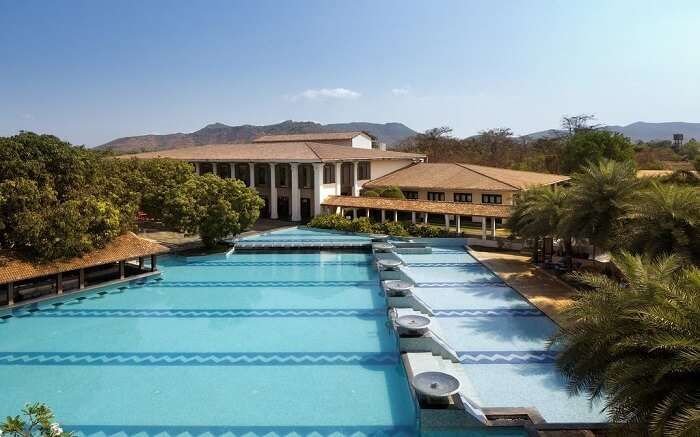 Radisson Blu Resort in Alibaug