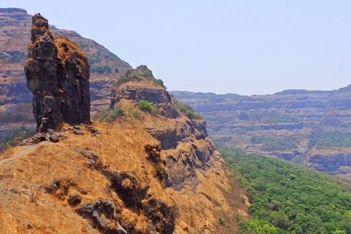 Summers in Bhimashankar forest