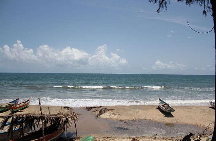Tarkali Beach