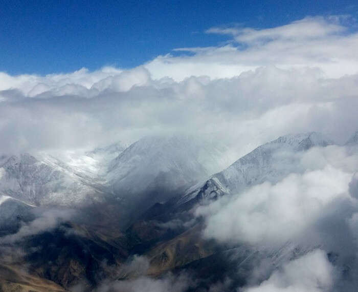 enroute ladakh