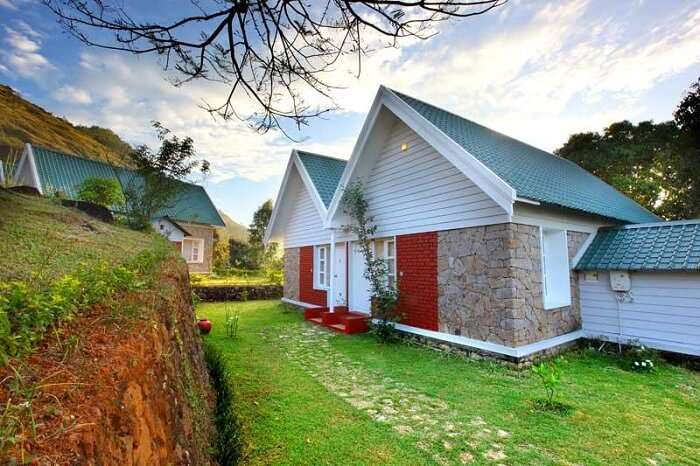 munnar cottages