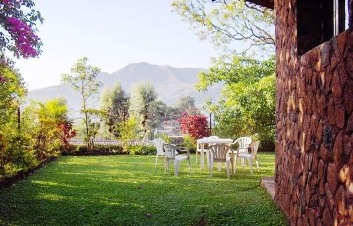resort in bhandardhara