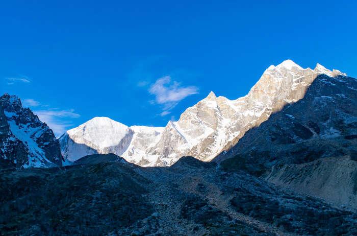Incredible Gangotri Glacier Trek