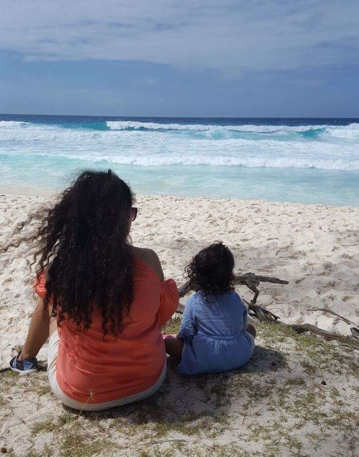 maldives family holiday