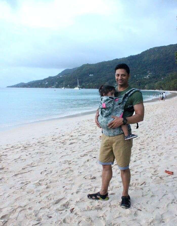 beau vellon beach in seychelles