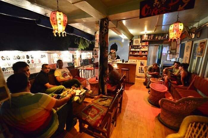 coffee places in manali