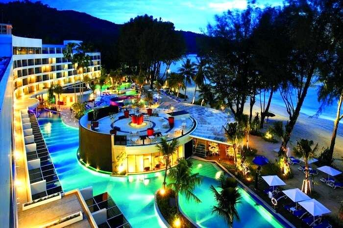 Hard Rock Hotel In Penang