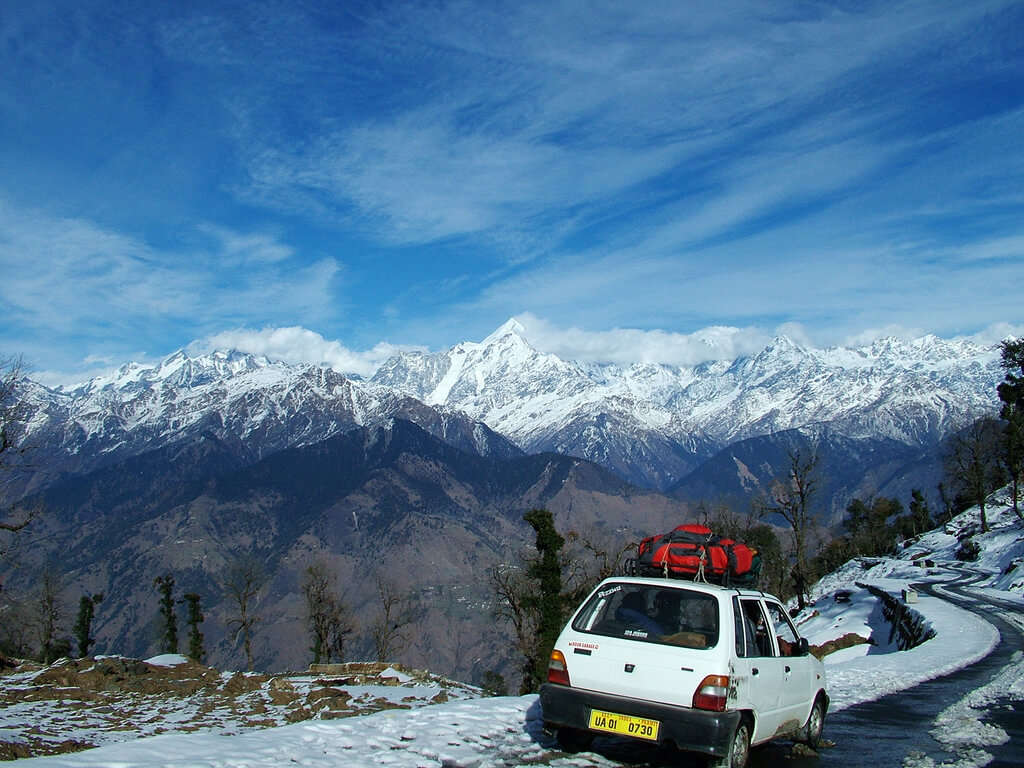 how to reach nanda devi national park ss26753